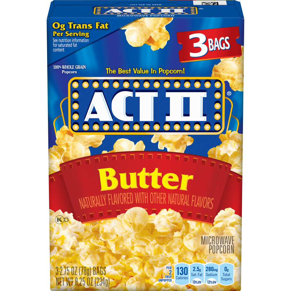 ACT II Butter