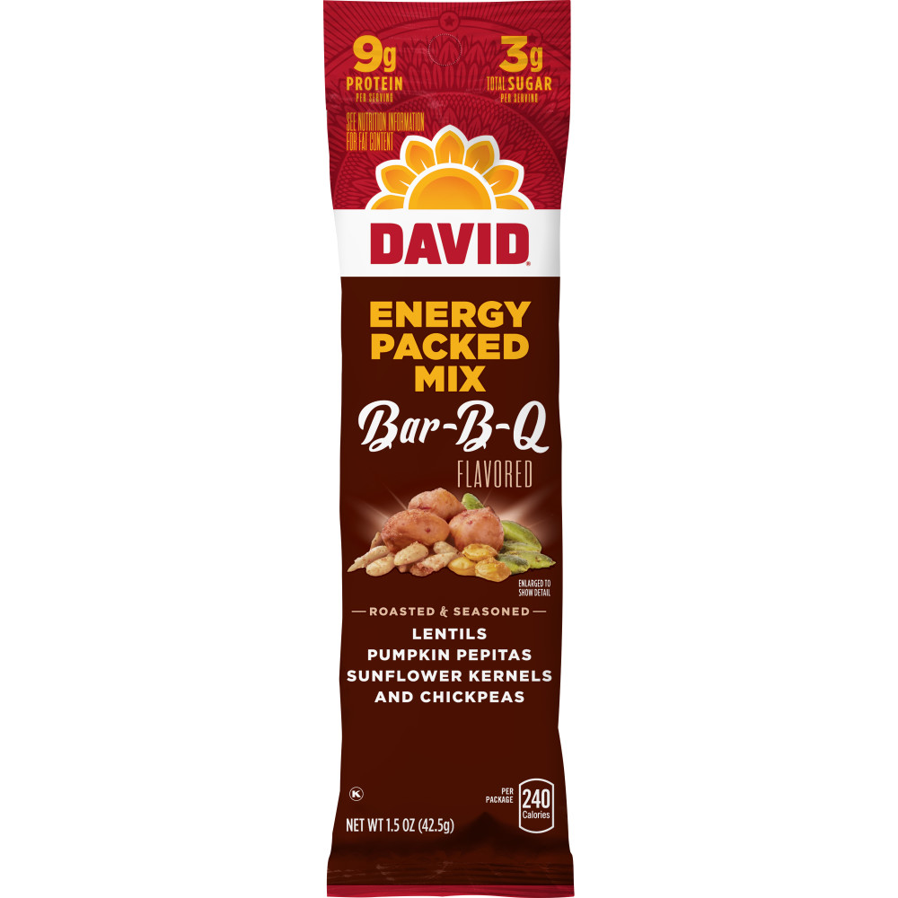 DAVID Barbeque Seed Mix