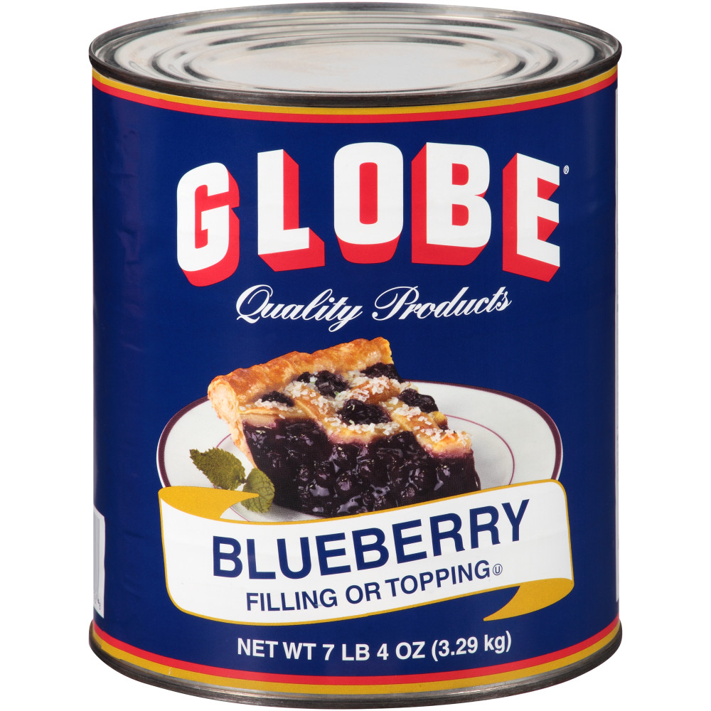 DUNCAN HINES GLOBE Blueberry Filling