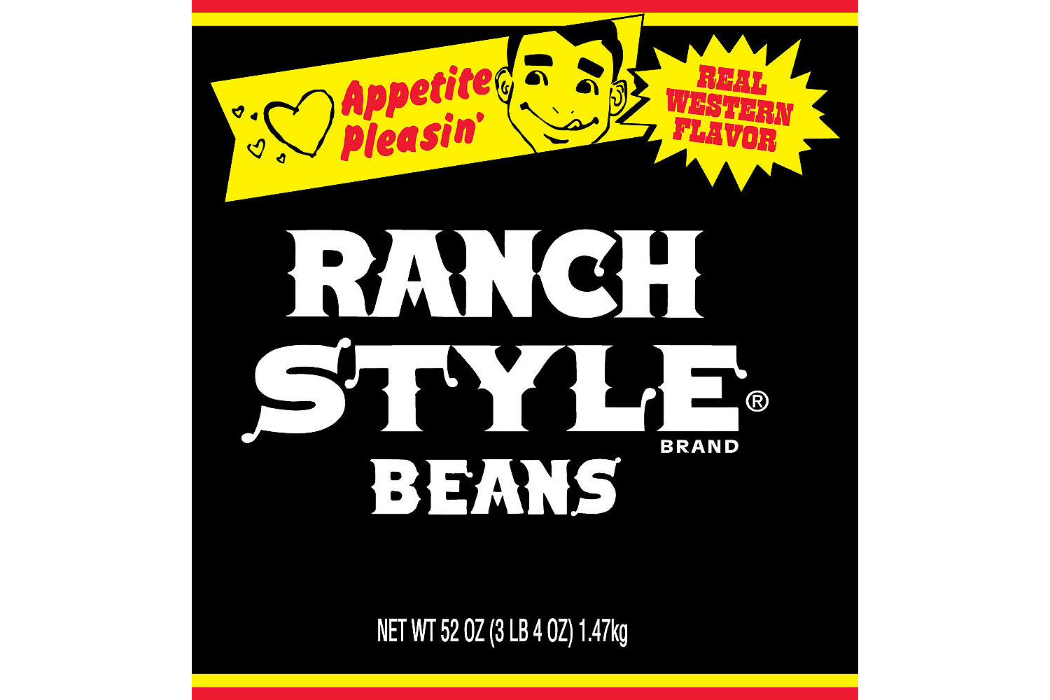 RANCH STYLE Black Beans
