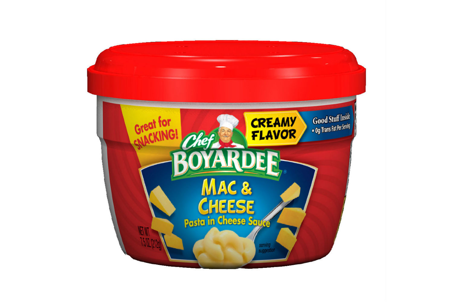 CHEF BOYARDEE Microwavable Macaroni And Cheese