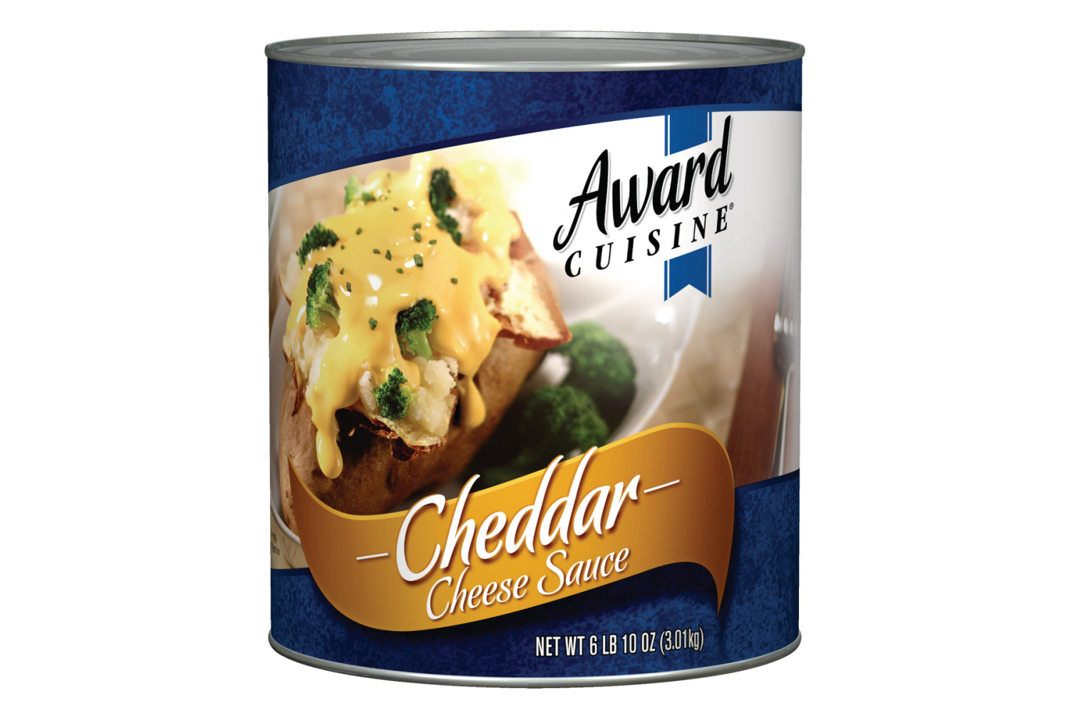 Cheddar Cheese Sauce - #10 Can
