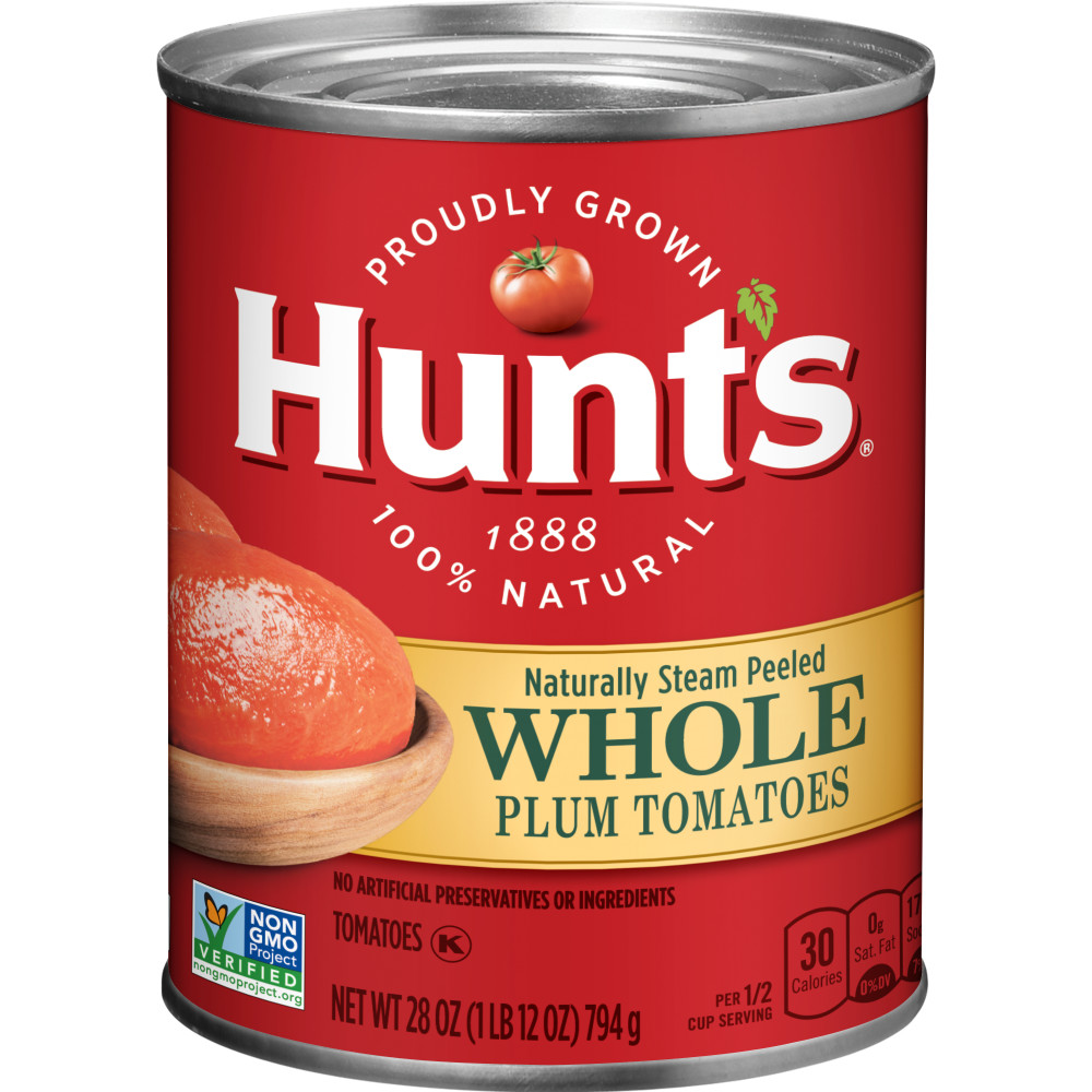 HUNTS Whole Tomatoes