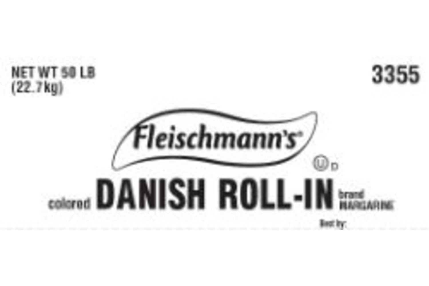 Danish Roll-in, Colored