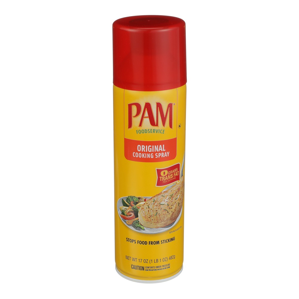 PAM® Original Cooking Spray - 6/17 oz.