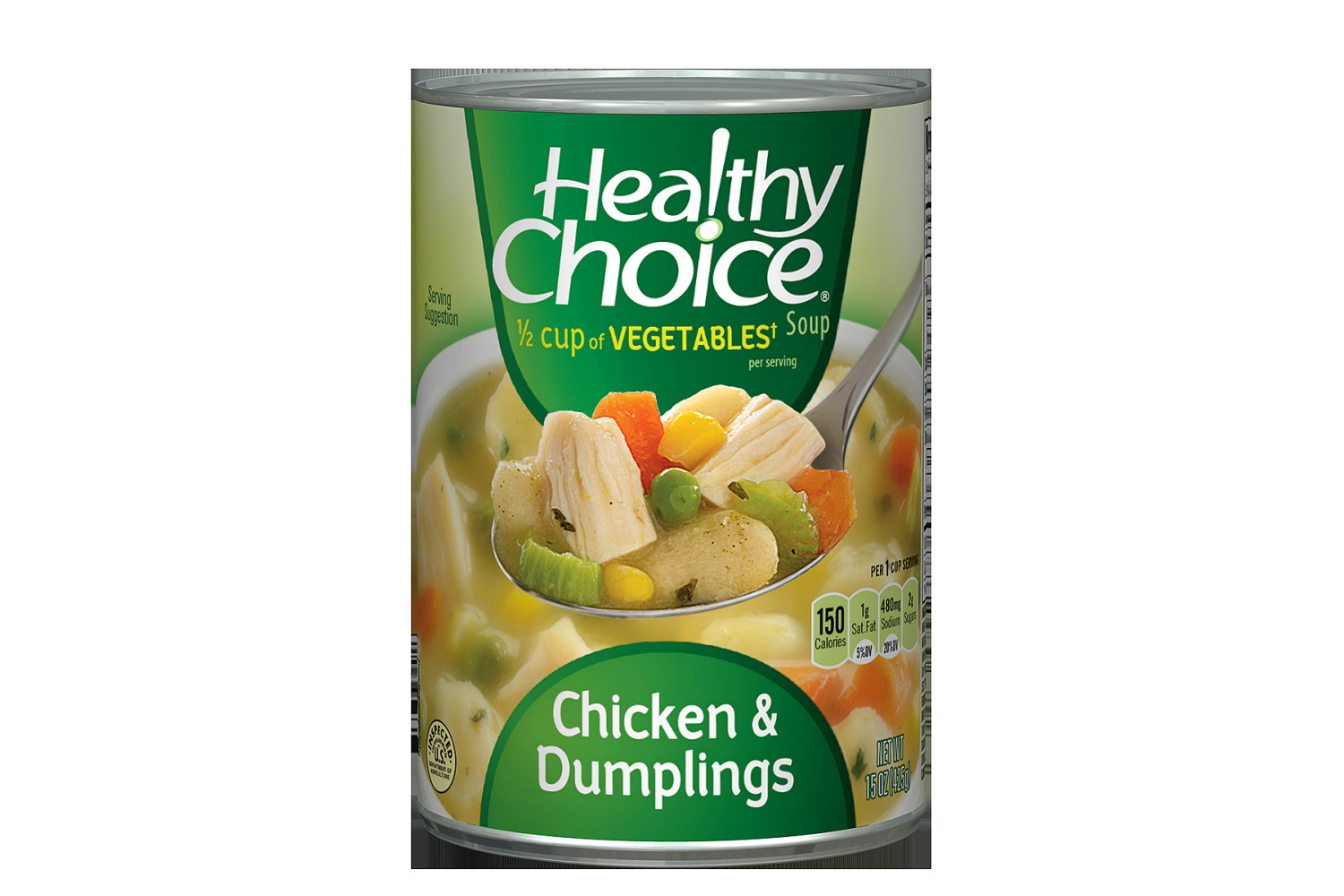 HEALTHY CHOICE Chicken and Dumpling Soup