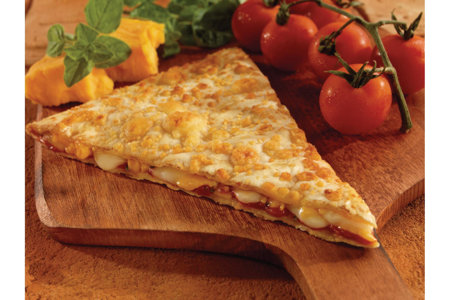 Pizza Quesadilla, Cheese, Whole Grain, 4.8 oz, CN