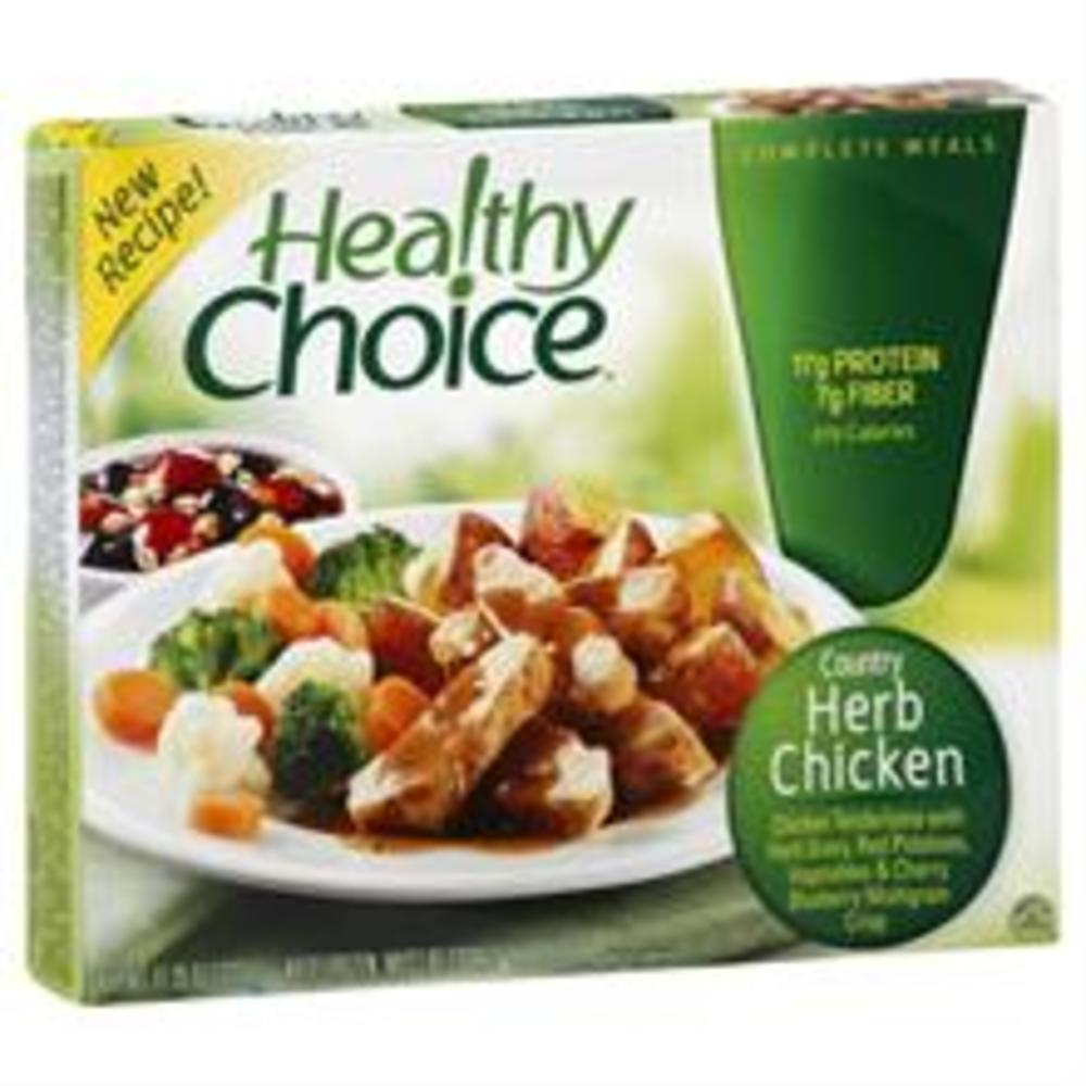 HEALTHY CHOICE Country Herb Chicken Complete Meal