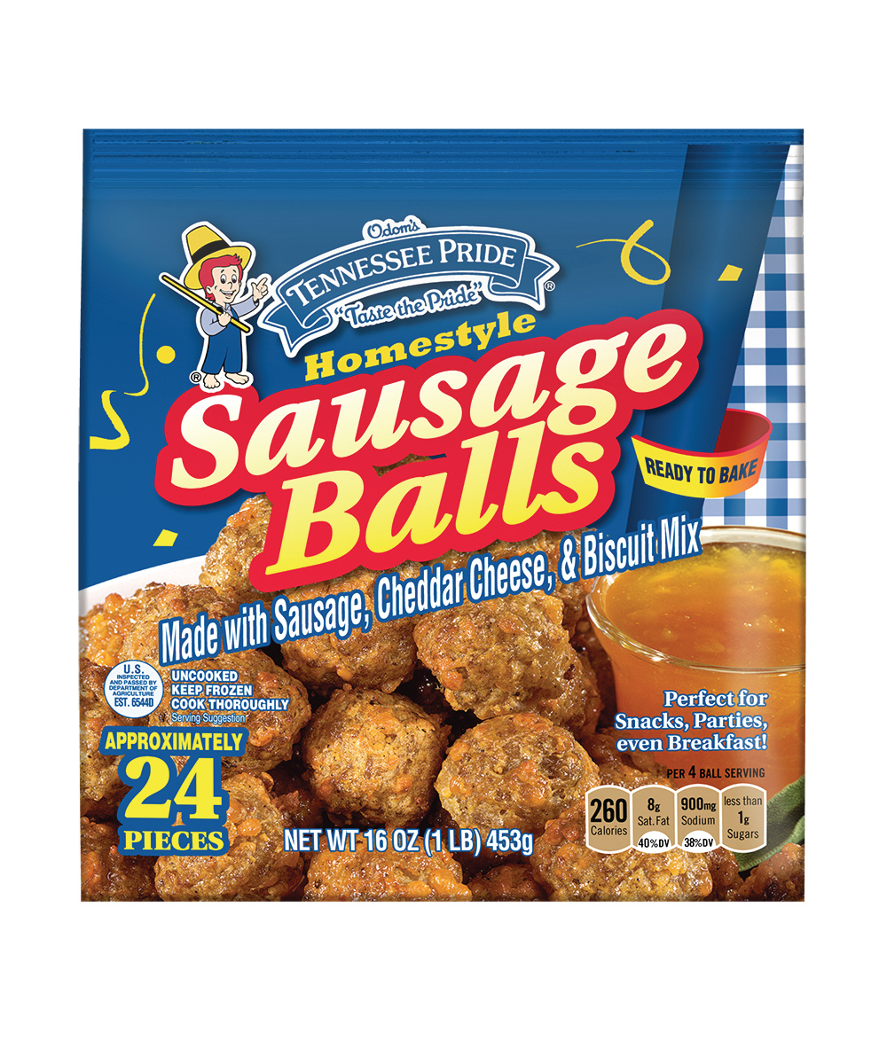 ODOMS TENNESSEE PRIDE Sausage Balls