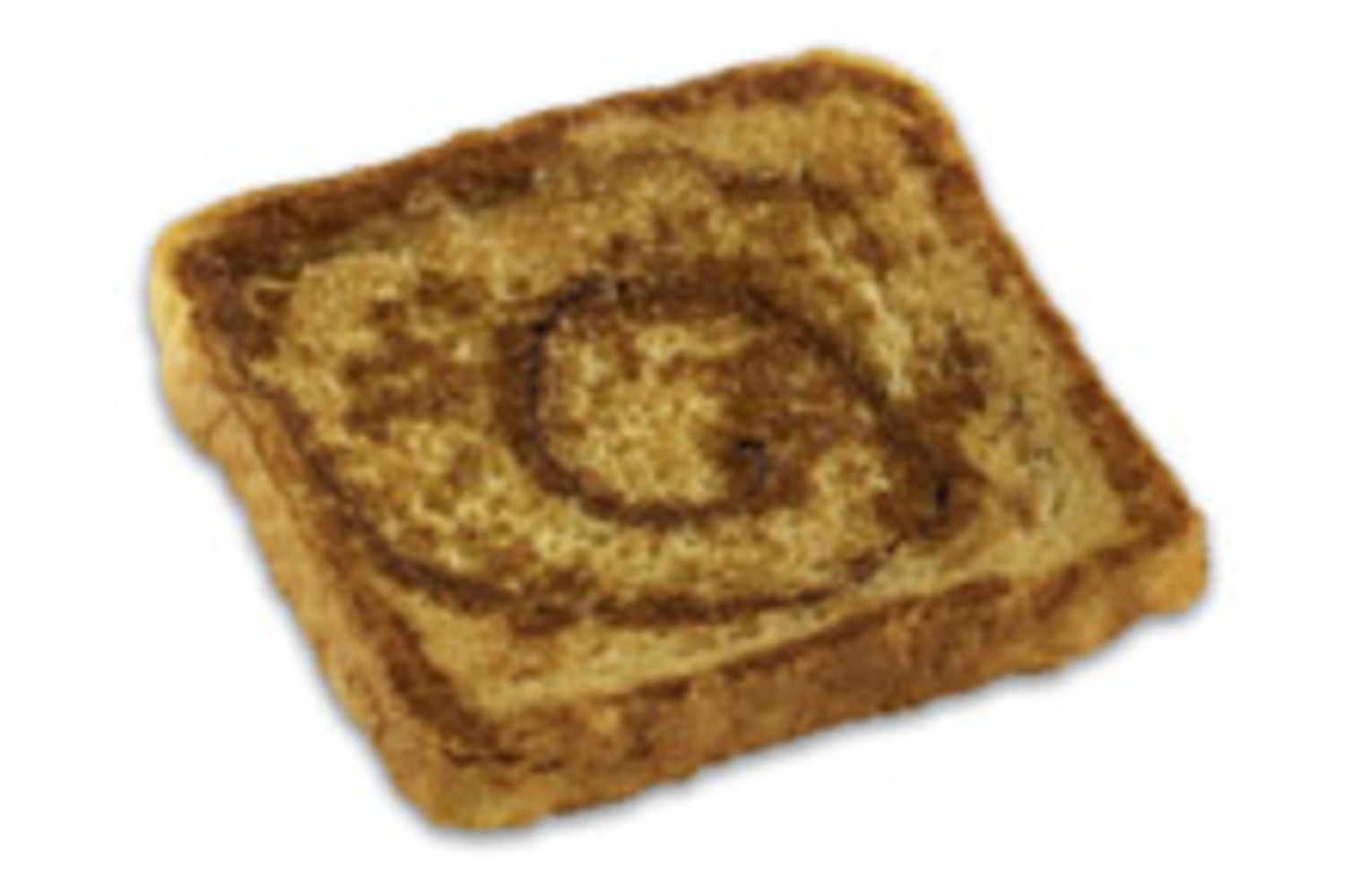 "Cinnamon Swirl French Toast Thick Cut 5/8"", 2 oz."