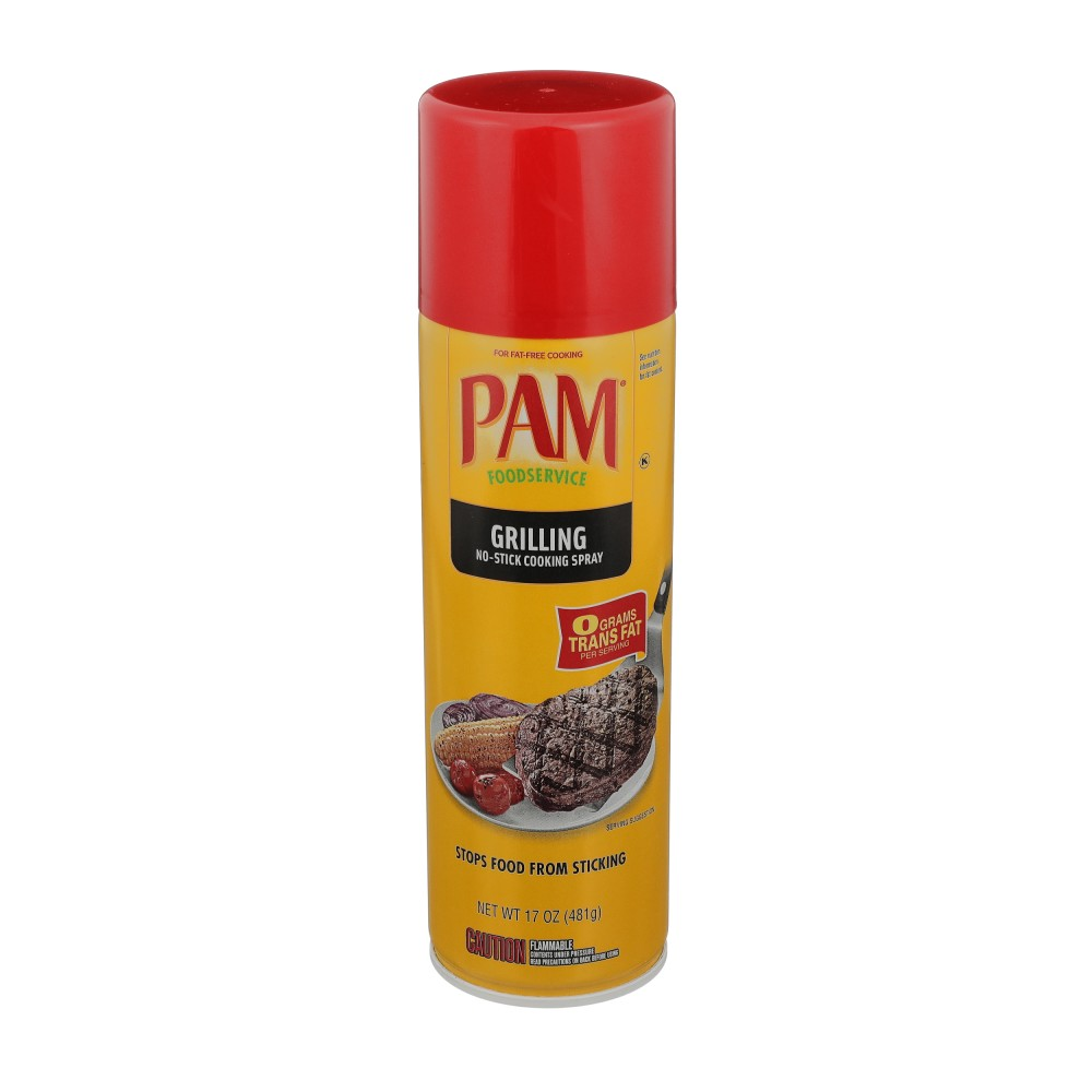 PAM® Grilling Spray - 6/17 oz.