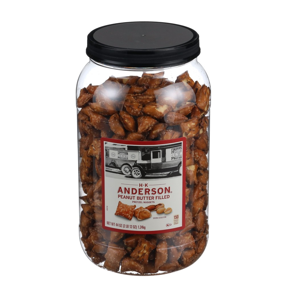 HK ANDERSON All Natural Peanut Butter Pretzels
