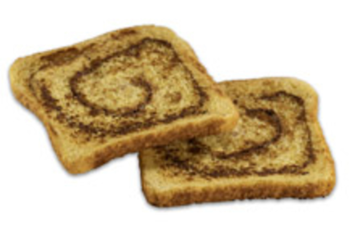 "Cinnamon Swirl French Toast Regular Cut 7/16"", 1.5 oz."