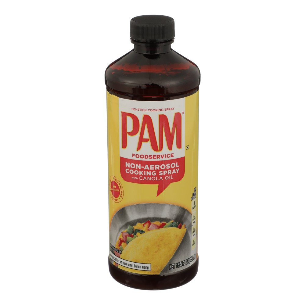 PAM Non Alcohol Trigger Pan Cooking Spray