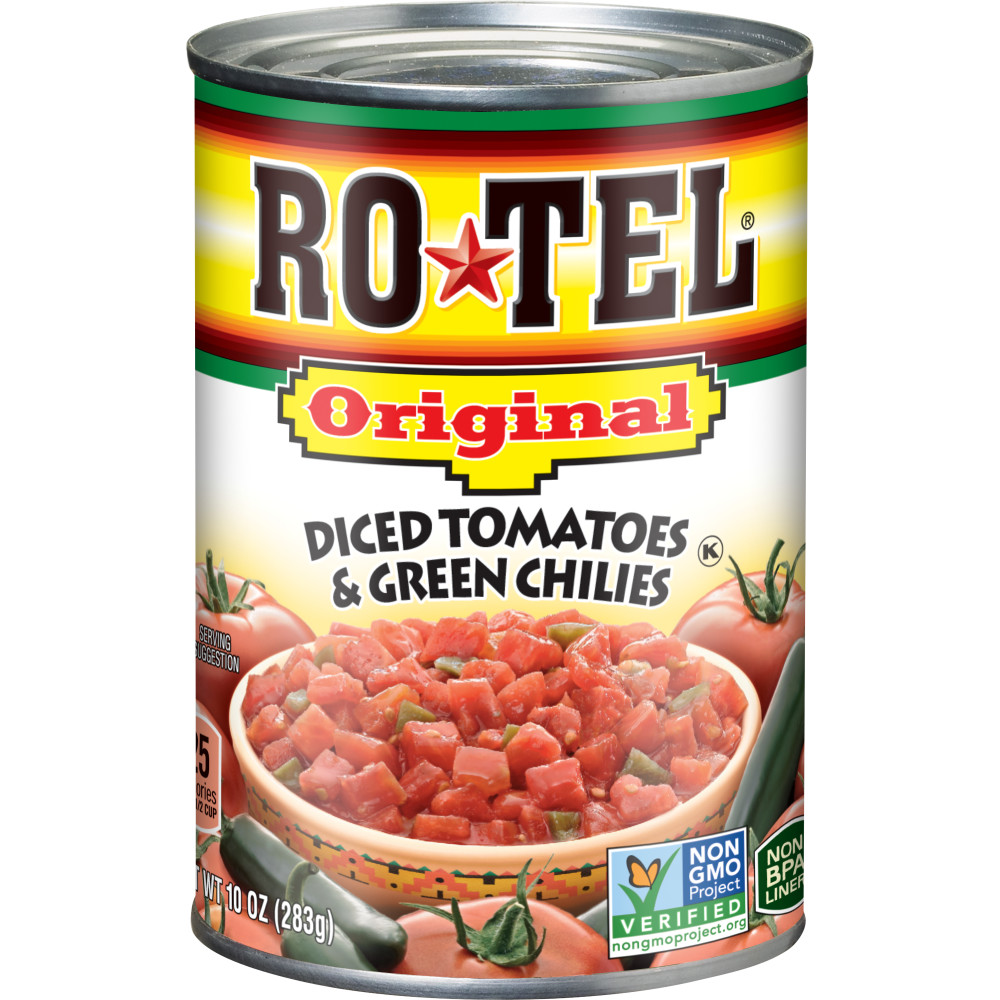 ROTEL Tomatoes With Green Chilies