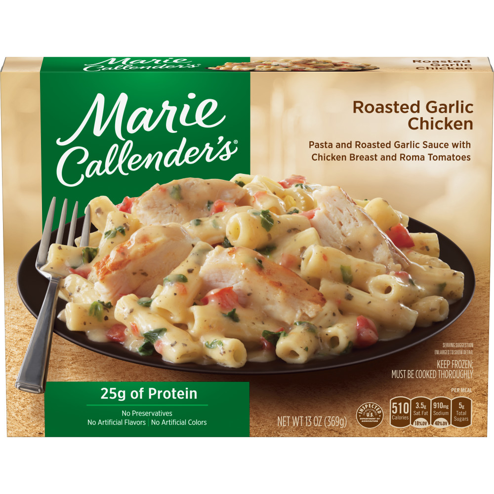 MARIE CALLENDERS Garlic Chicken Dinner