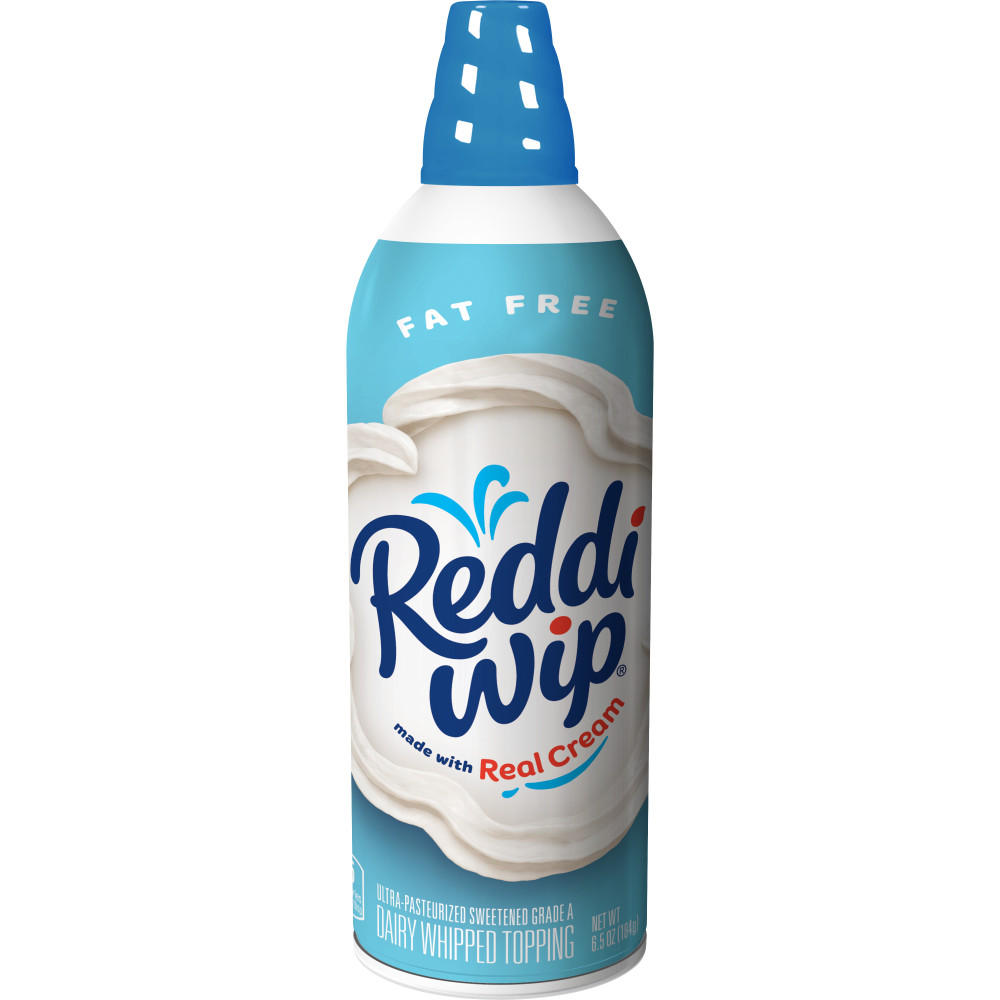 REDDI WIP Fat Free Whipped Topping