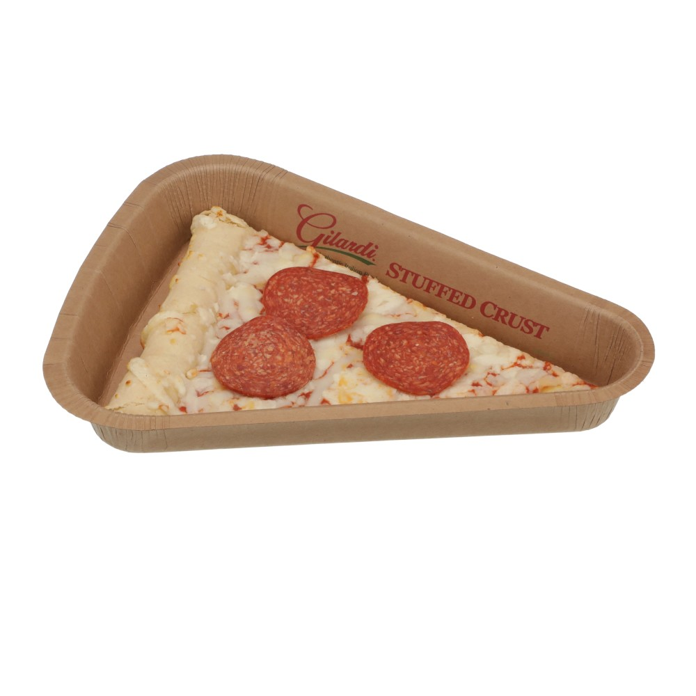 Stuffed Crust Whole Grain Pepperoni, Reduced Fat,  4.87 oz, CN