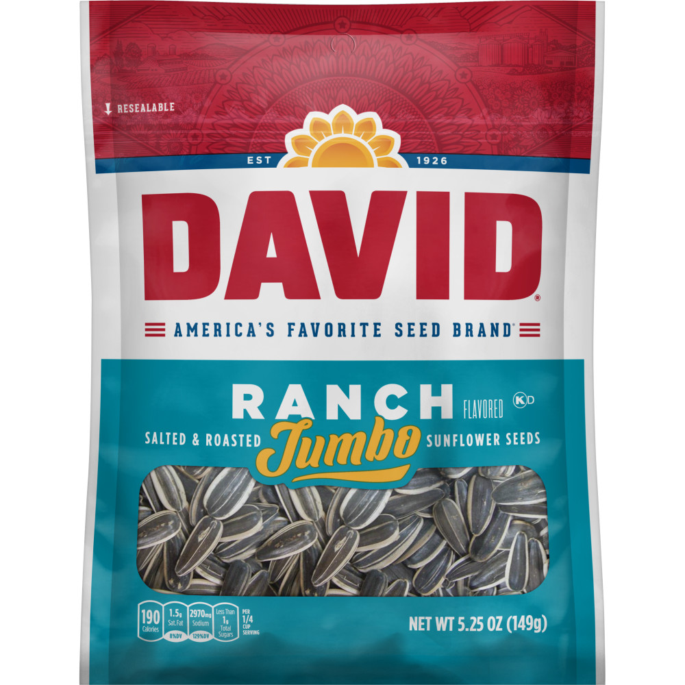 DAVID Ranch Sunflower Seeds