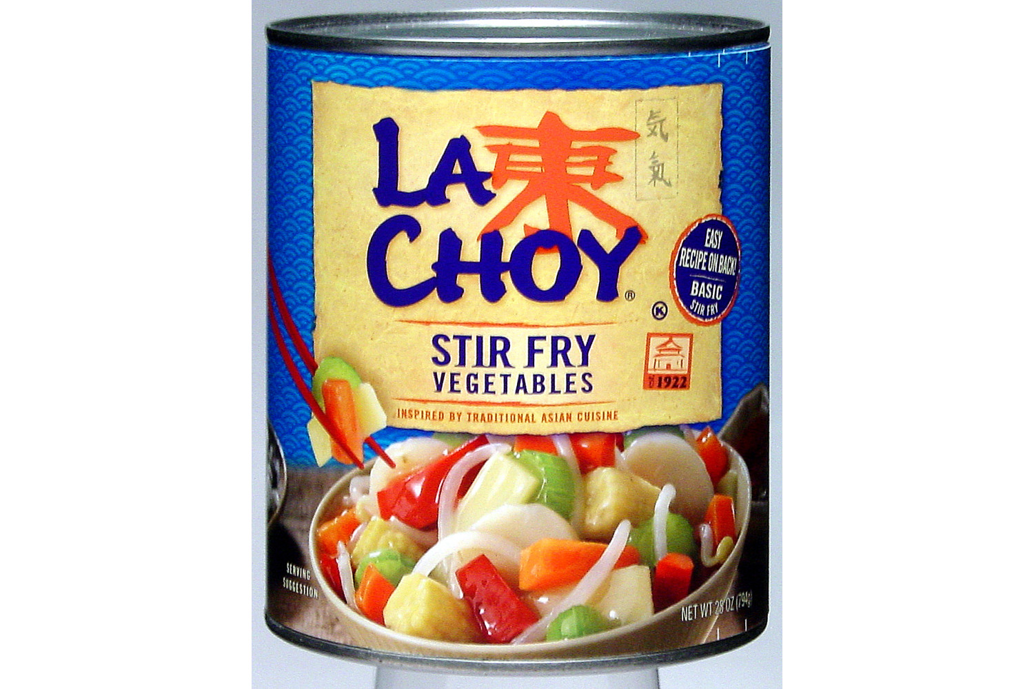 LA CHOY Stir Fry Vegetables