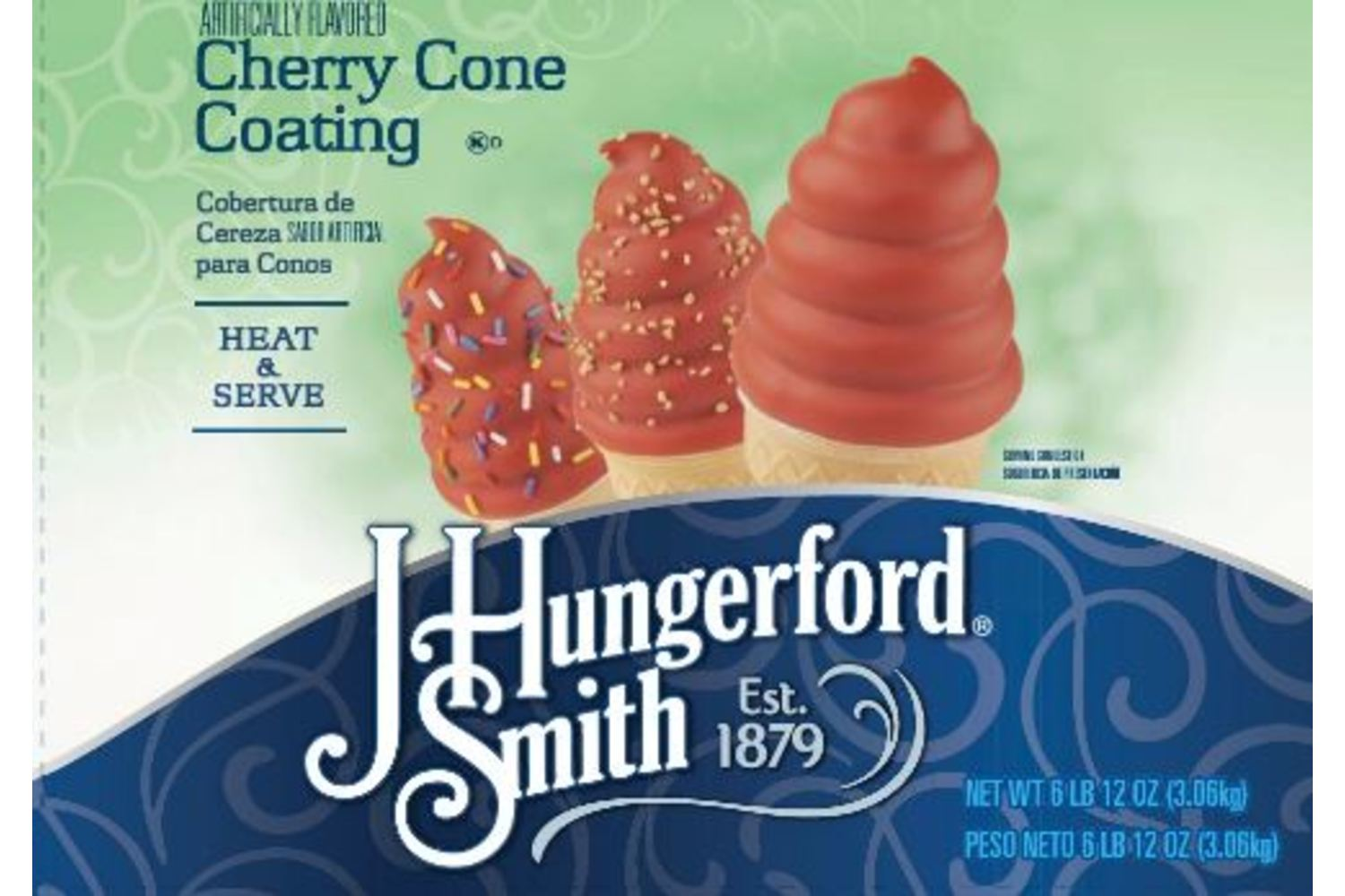 Cherry Cone Coating, #10 can