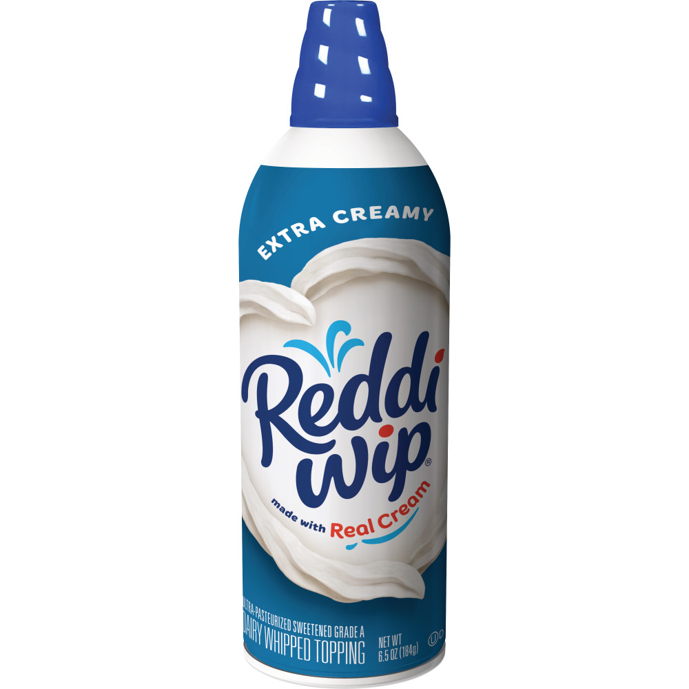 REDDI WIP Extra Creamy Whipped Topping
