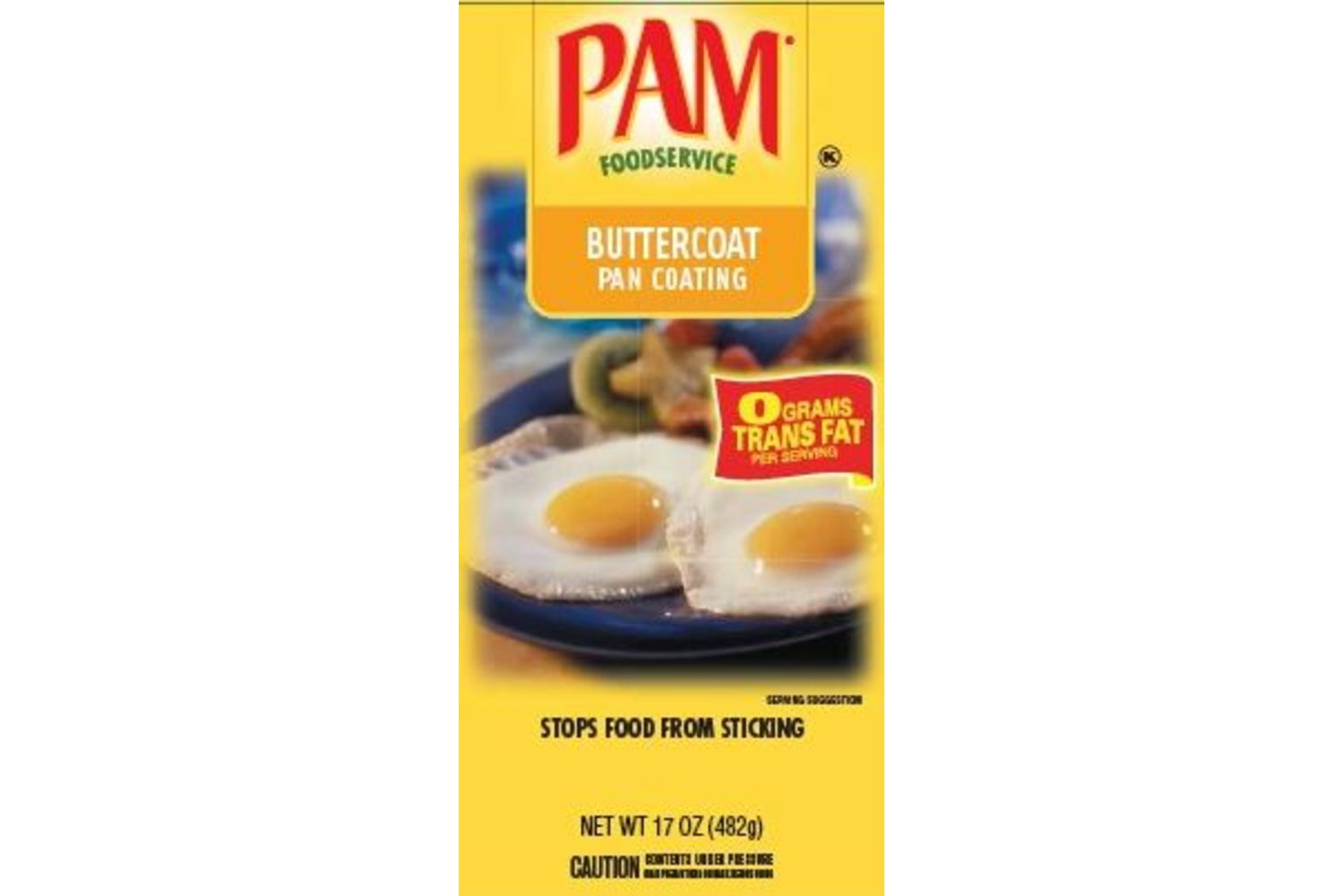 PAM® Buttercoat Cooking Spray - 6/17 oz.