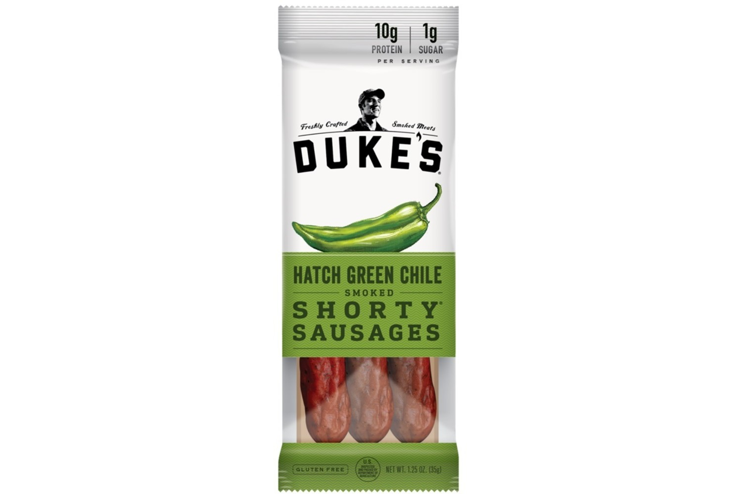 DUKES Hatch Green Chile Pork Sausages
