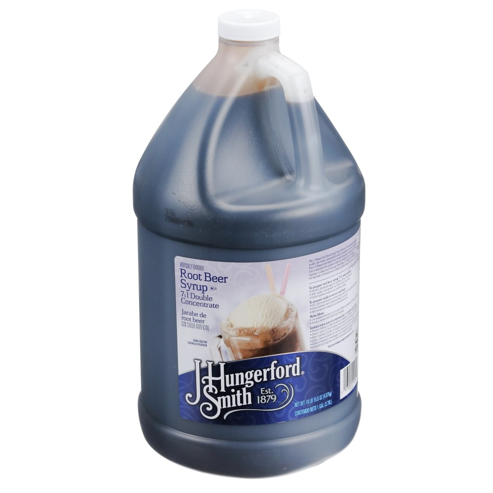 Root Beer Double Concentrate, 1 gal jugs