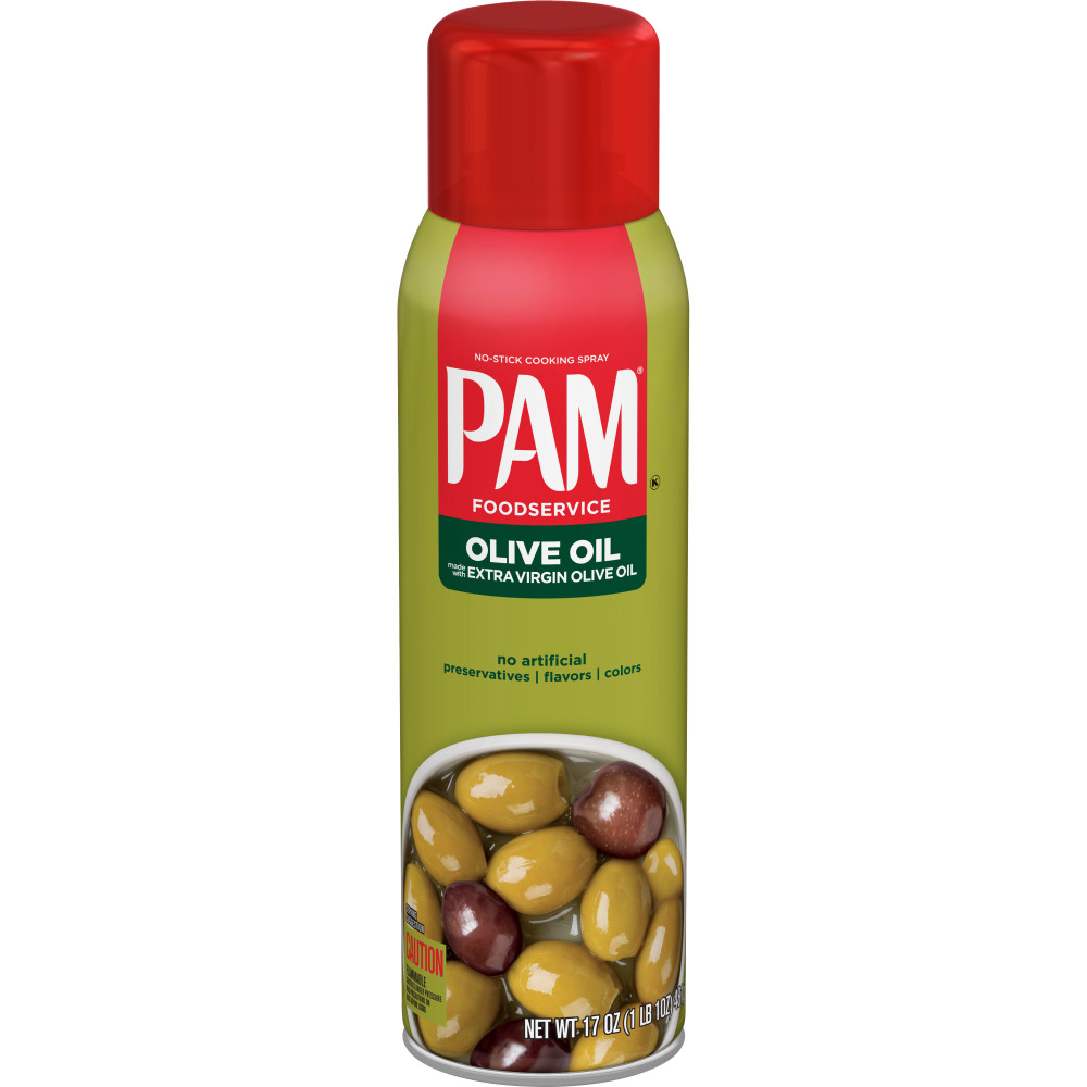PAM® Extra Virgin Olive Oil Cooking Spray - 6/17 oz.