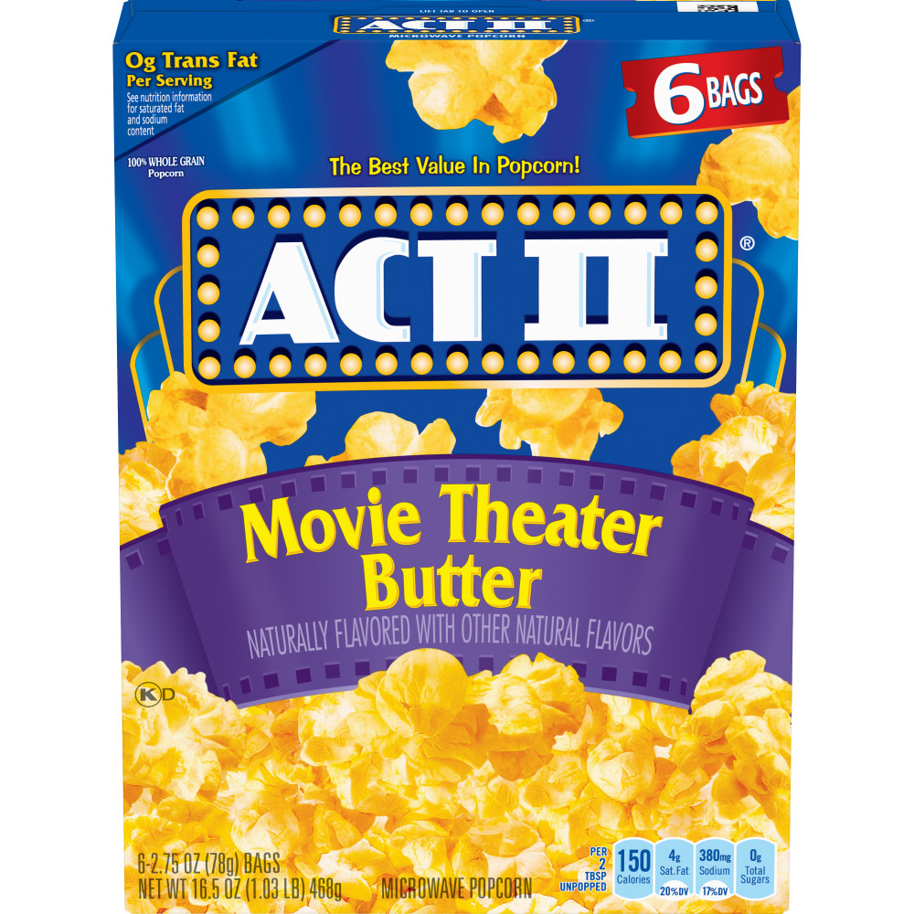 ACT II Movie Theater Butter