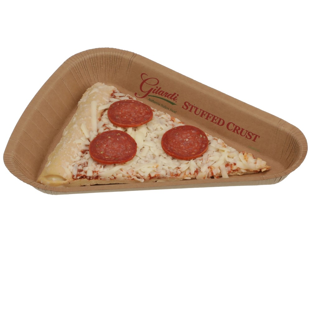 Stuffed Crusted Turkey Pepperoni, Large, CN, 5.46 oz