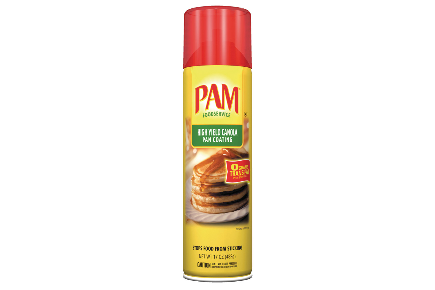 PAM® High Yield Canola Spray - 6/17 oz.