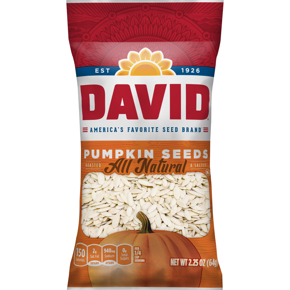 DAVID Original Pumpkin Seeds