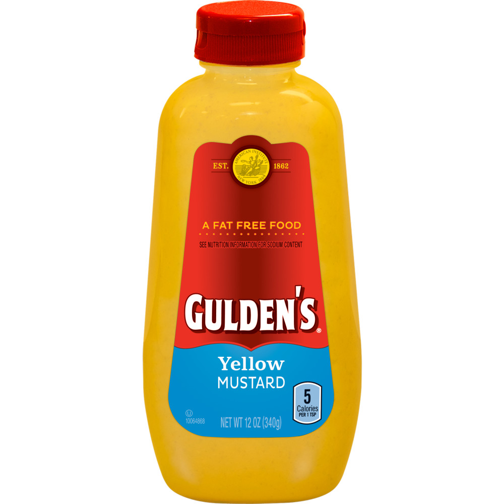 GULDENS Yellow Squeeze Mustard