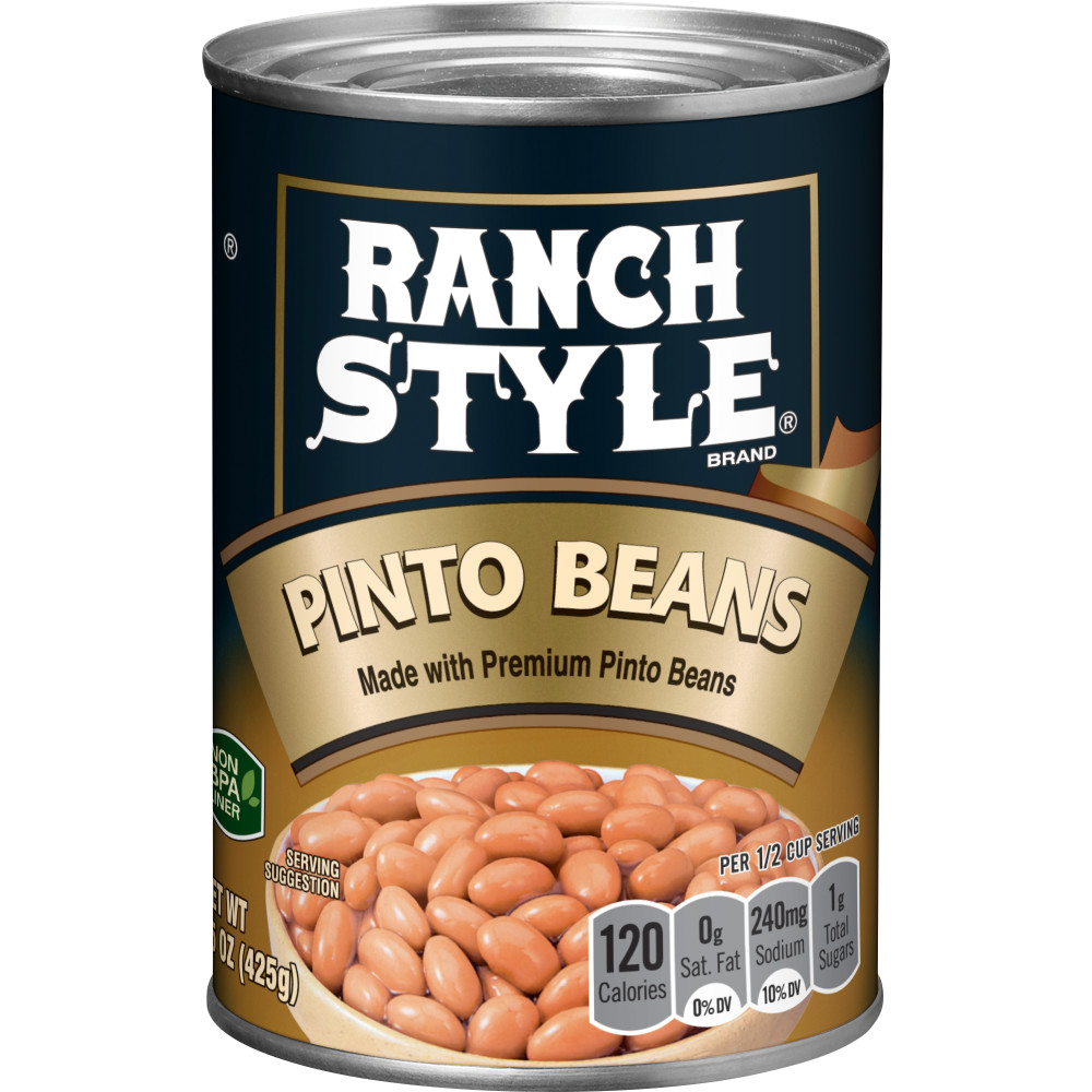 RANCH STYLE Premium Pinto Beans