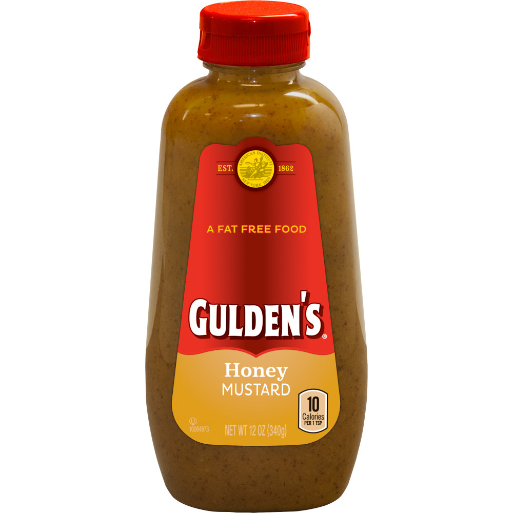 GULDENS Zesty Honey Mustard