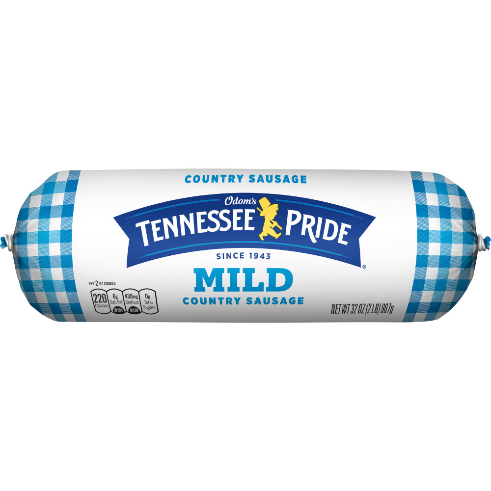 ODOMS TENNESSEE PRIDE Mild Roll Sausage