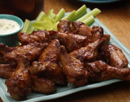 SWEET TANGY BBQ CHICKEN WINGS
