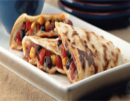 FIRE ROASTED QUESADILLA
