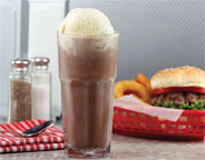 CHOCOLATE FLOAT