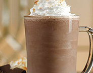 GERMAN CHOCOLATE SHAKE