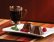 SWISS MISS® CHOCOLATE FLAN