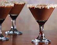 GERMAN CHOCOLATE TINI