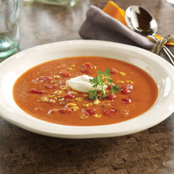 HARVEST MAIZE TOMATO SOUP