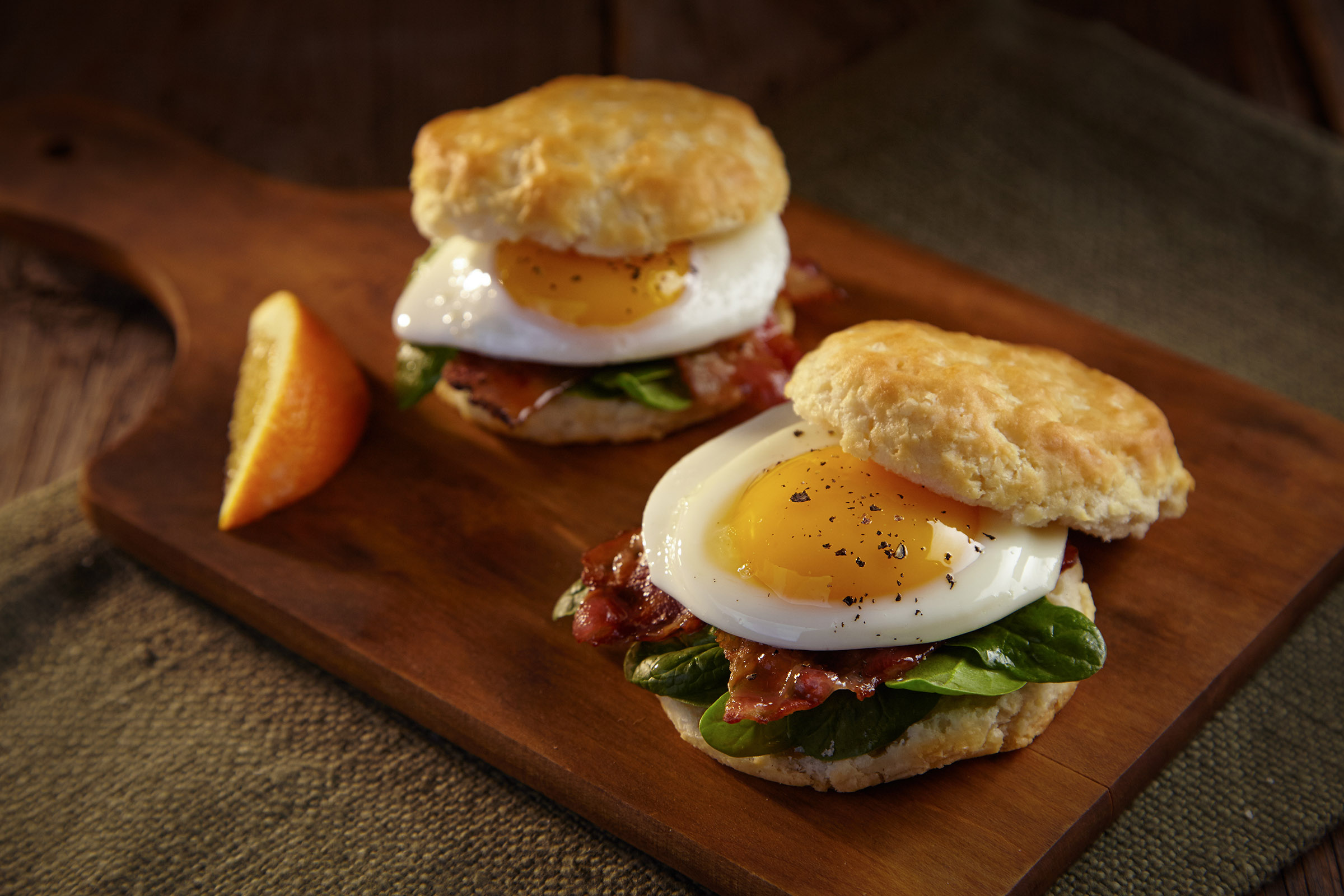SUNSHINE BISCUIT SANDWICH