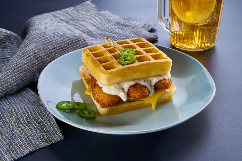CHICKEN AND WAFFLE SUPREME