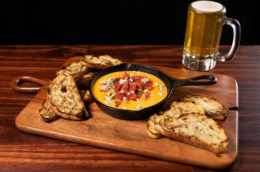 STEAKHOUSE BEER CHEESE
