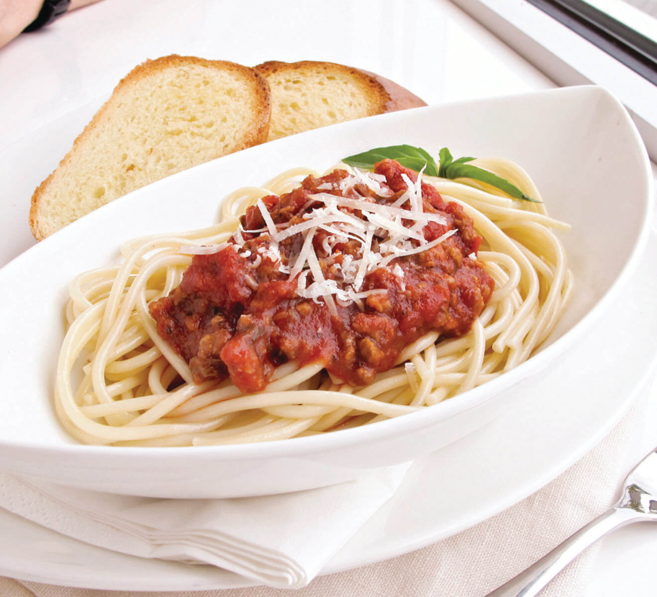 BEEFLESS BOLOGNESE SAUCE